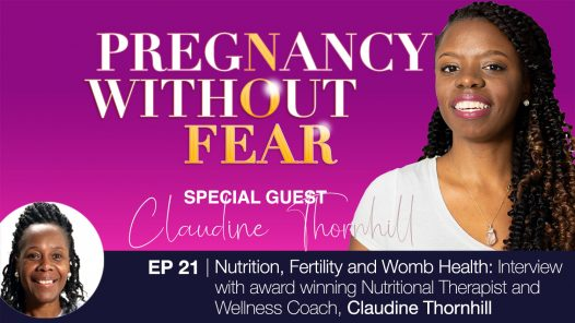 Nutrition, fertility and womb health